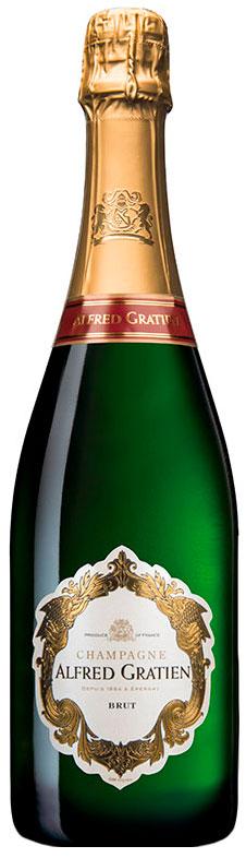 Bottiglia Alfred Gratien Brut