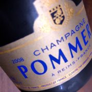 Champagne Pommery Grand Cru Millésime 2008
