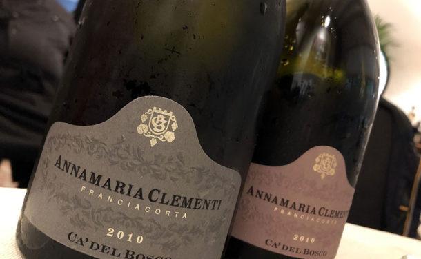 Annamaria Clementi 2010 e rosé 2010
