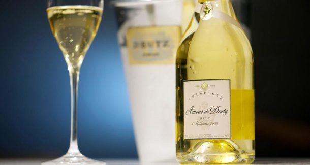 Recensione Champagne Amour de Deutz 2008