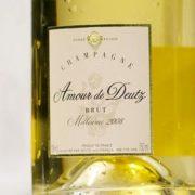 Champagne Amour de Deutz 2008