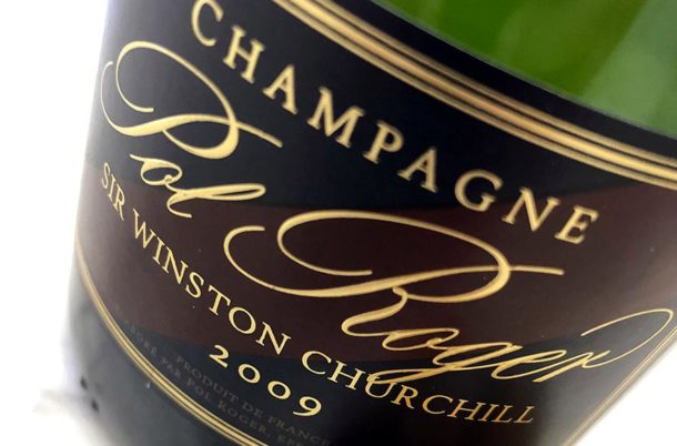Pol Roger Sir Winston Churchill 2009