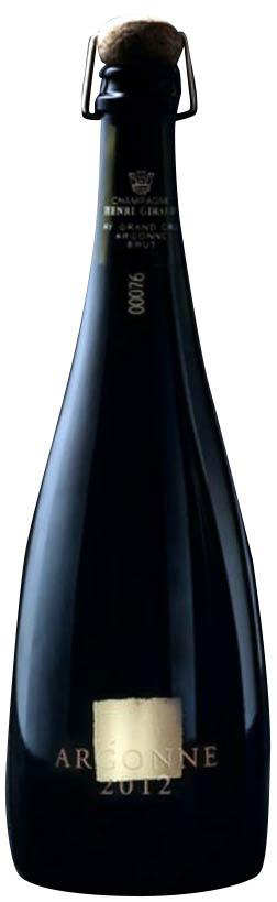 Bottiglia Henri Giraud Argonne 2012