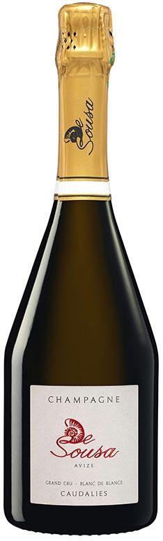 Bottiglia Champagne De Sousa Caudalies