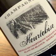 Champagne Heurtebise