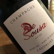 Champagne De Sousa Caudalies