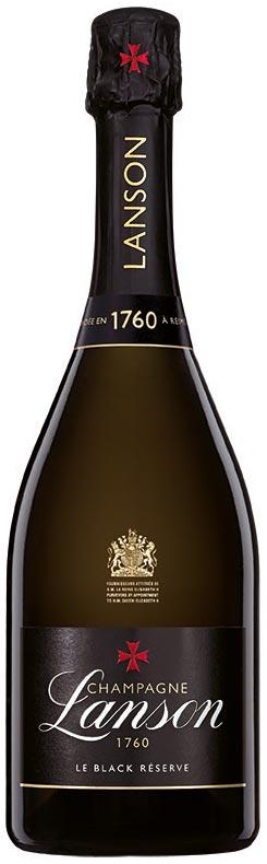 Bottiglia Lanson Le Black Réserve