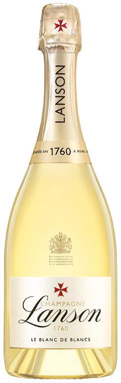 Bottiglia Lanson La Blanc de Blancs