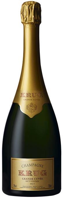 Bottiglia Krug Grande Cuvée 168ème