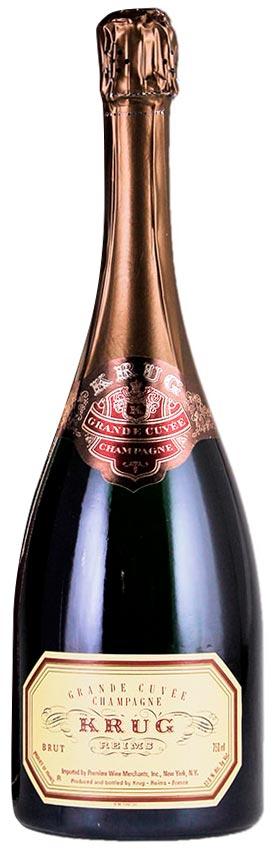 Bottiglia Krug Grande Cuvée