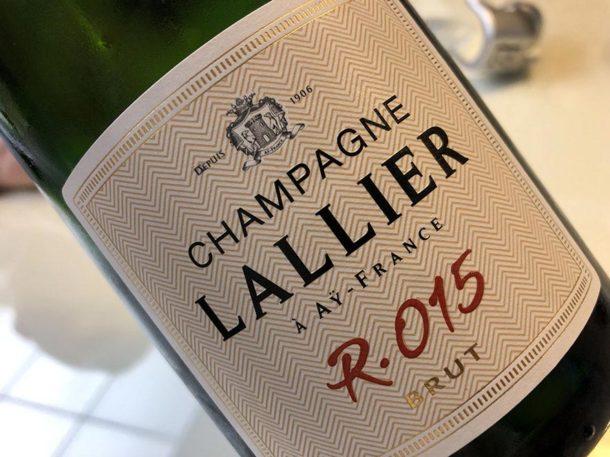 Champagne Lallier R.015