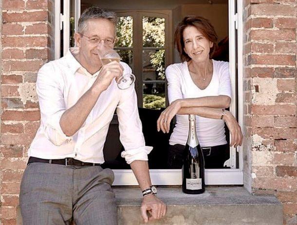 Antoine e Anne Malassagne