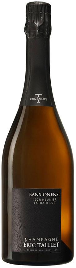 Bottiglia Bansionensi Eric Taillet