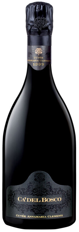 Bottiglia Annamaria Clementi 1999