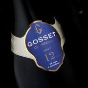 Champagne Gosset 12 Ans de Cave a minima