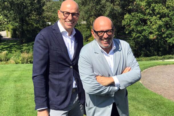 Maurizio Zanella e Stefano Capelli