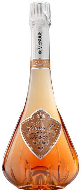 Bottiglia Louis XV Rosé 2012
