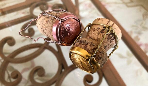 tappi champagne De Venoge