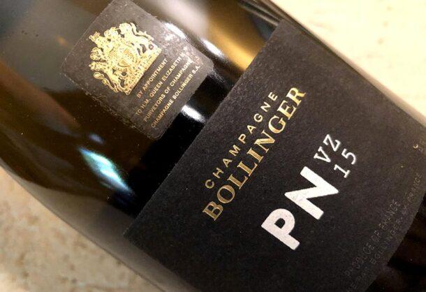 Recensione Champagne Bollinger PN VZ15