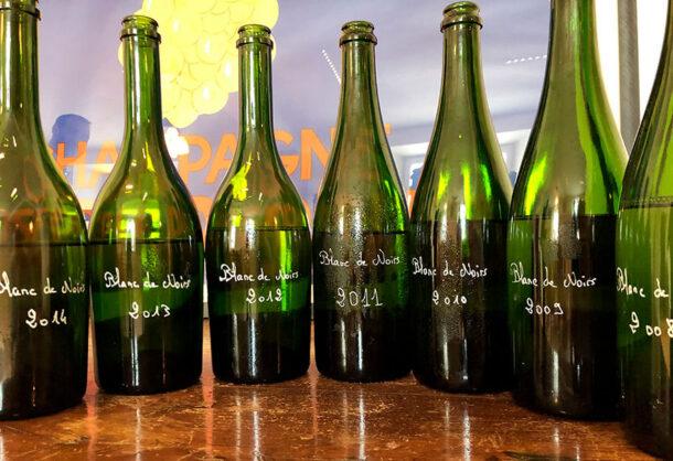 Degustazione Champagne Joseph Perrier