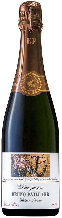 Bottiglia champagne Bruno Paillard Blanc de Blancs 2012