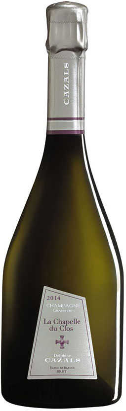 Bottiglia La Chapelle du Clos 2014