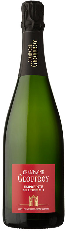 Bottiglia Geoffroy Empreinte 2014