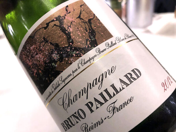 Champagne Bruno Paillard Blanc de Blancs 2012