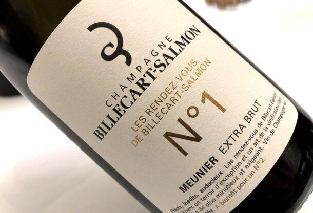 Champagne Billecart-Salmon N° 1