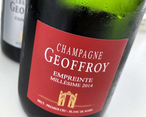 Champagne Geoffroy Empreinte 2014