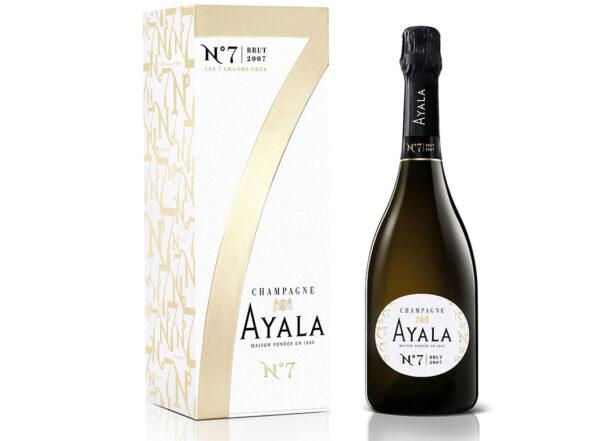 Bottiglia champagne N° 7 Ayala