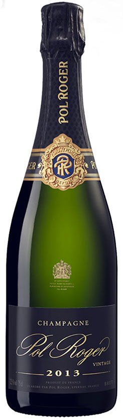 Bottiglia Pol Roger Vintage 2013