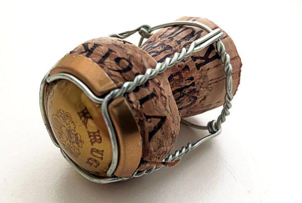 Tappo bottiglia champagne Krug