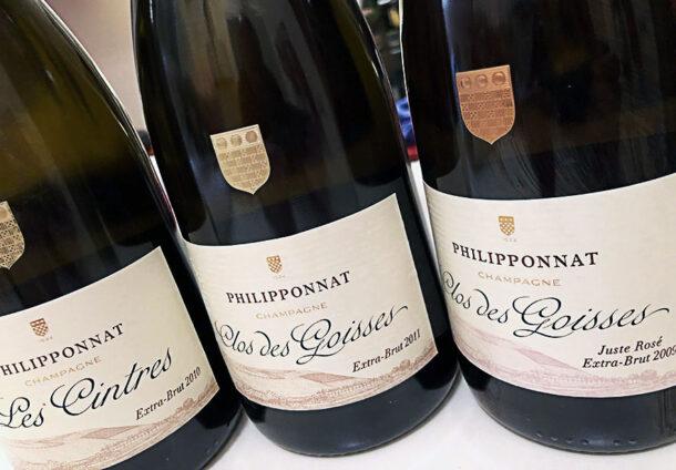 Bottiglia champagne Philipponnat