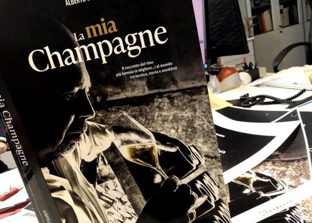 libro la mia champagne