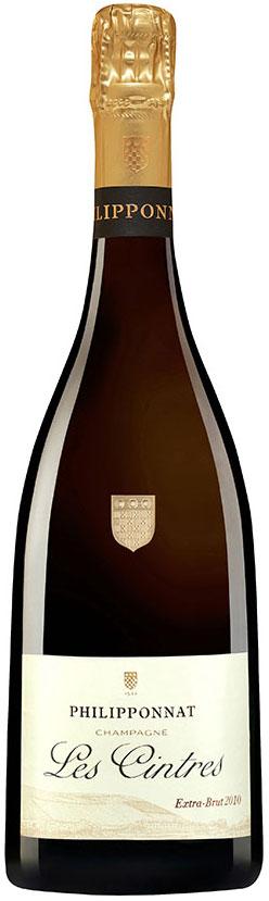 Bottiglia di champagne Philipponnat Les Cintres 2010