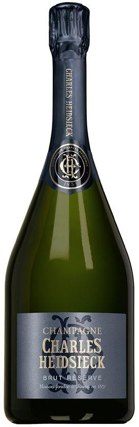 Bottiglia Charles Heidsieck Brut Réserve