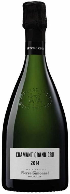 Bottiglia Pierre Gimonnet Cramant Grand Cru 2014