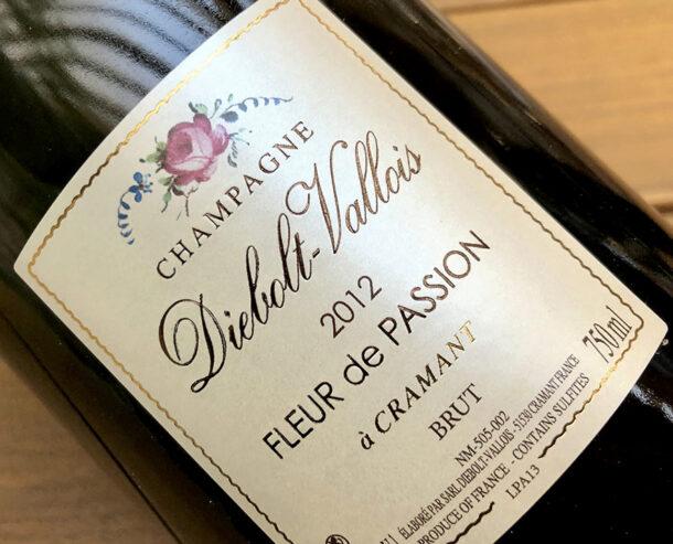 Champagne Diebolt-Vallois Fleur de Passion 2012