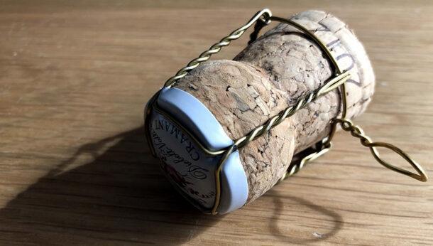 Tappo della bottiglia Fleur de Passion 2012