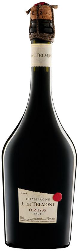 Bottiglia O.R 1735 2005