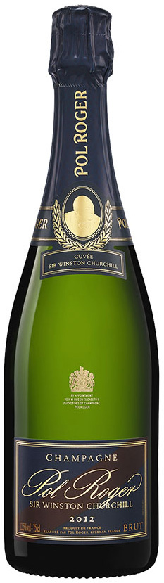 Bottiglia Pol Roger Sir Winston Churchill 2012