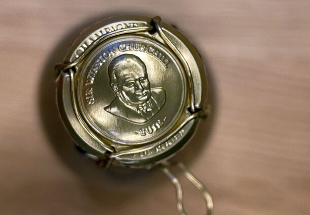 Capsula Sir Winston Churchill 2012