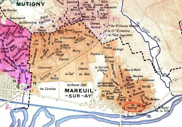 Mappa Billecart
