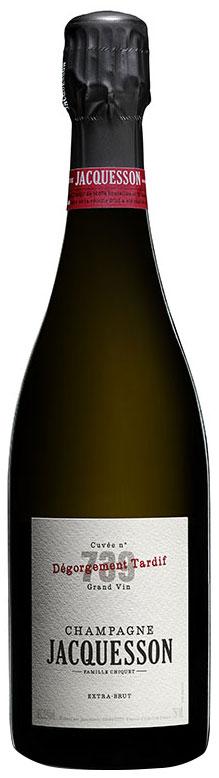 Bottiglia Jacquesson Cuvée 739DT