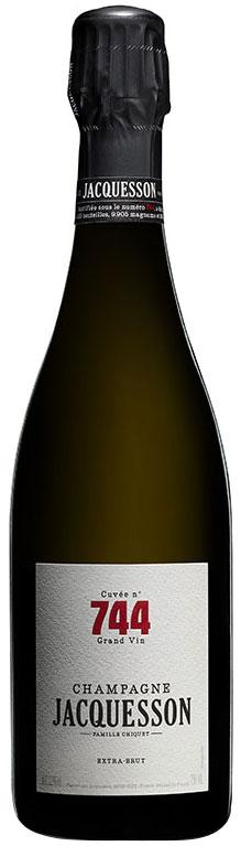Bottiglia Jacquesson Cuvée 744