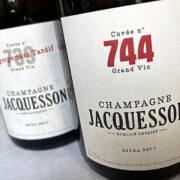Champagne Jacquesson 744 e 739DT