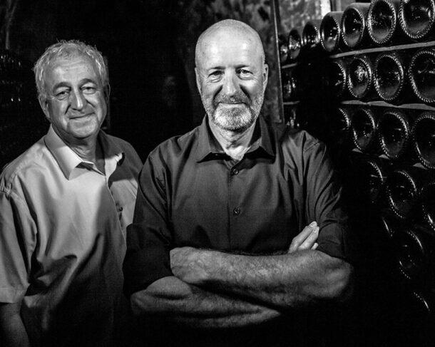 Jean-Hervé e Laurent Chiquet