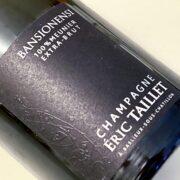 Champagne Éric Taillet Bansionensi