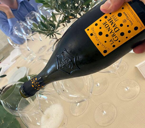 Veuve Clicquot La Grande Dame 2012